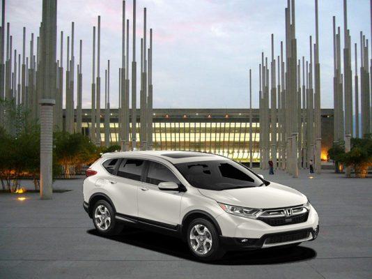 Mengenal Lebih New Honda CR-V