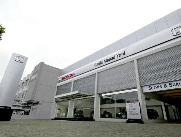Dealer Resmi Honda Ahmad Yani