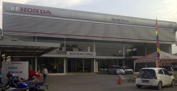 Honda Sonic Bandung