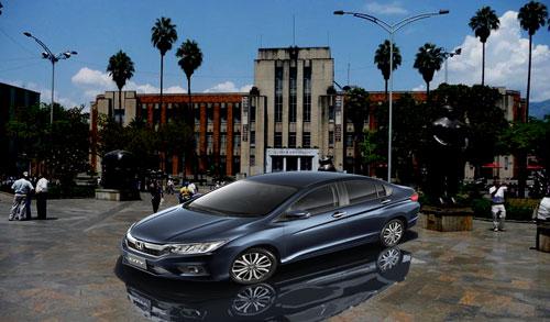 Paket Kredit Honda City Bandung