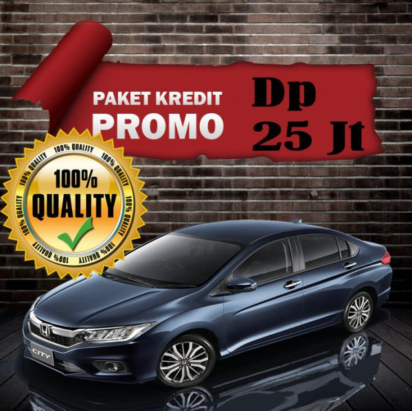 Honda City Dp 25 Juta