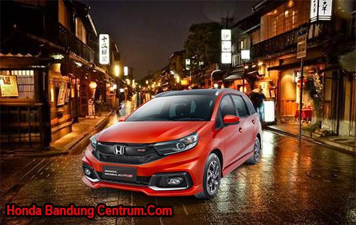 Honda Mobilio Di Bandung