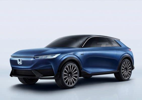 Mobil-Listrik-Honda
