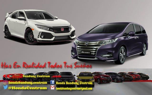Daftar Harga Terbaru Mobil Honda Di bandung