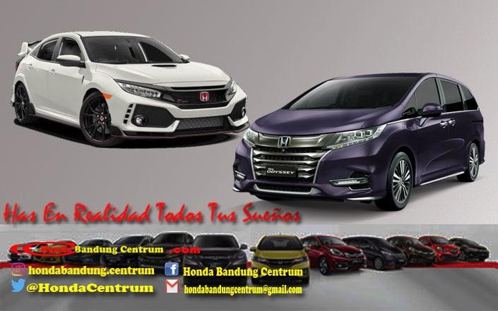 Daftar Harga Terbaru Mobil Honda Di Bandung Honda Bandung