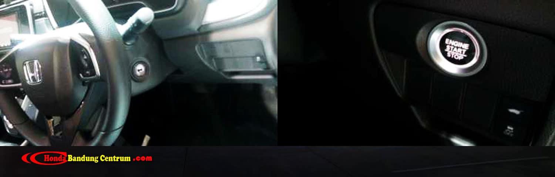 interior CR-V Turbo
