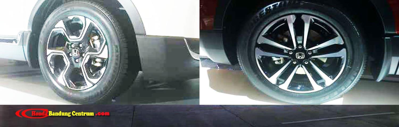 velg crv turbo