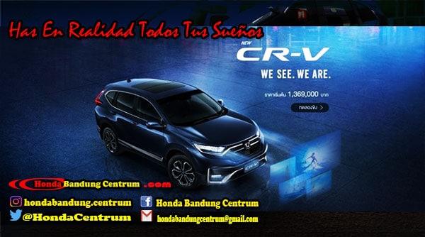 crv 2021 Bandung