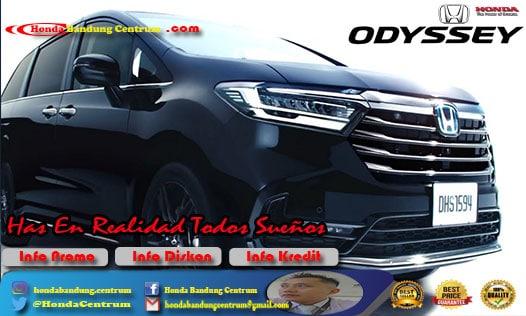 Honda odyssey-2021-facelift