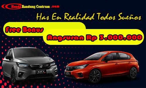 Honda City Bandung 2021