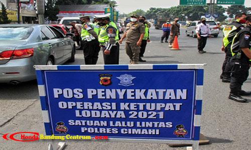 Info Mudik Bandung 2021